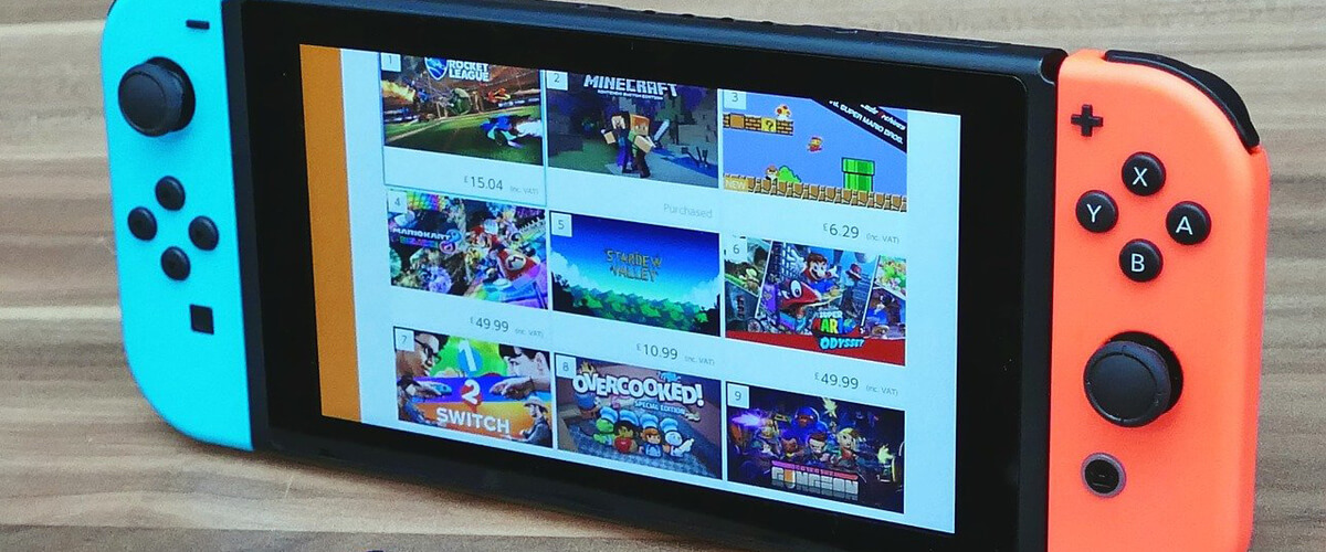 Nintendo Switch sigue conquistando el mundo